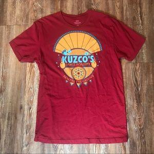 Oh Yeah Apparel Kuzco's Dance Academy Red Tee